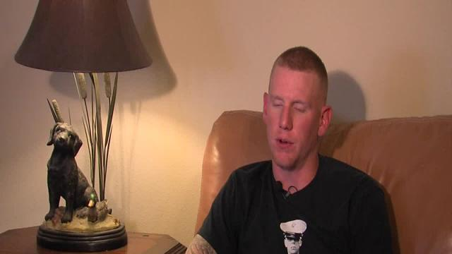 Iraq veteran reflects on war