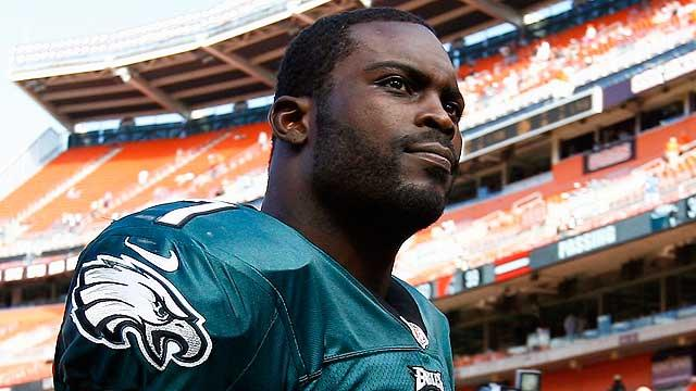 Vick's playing for his job