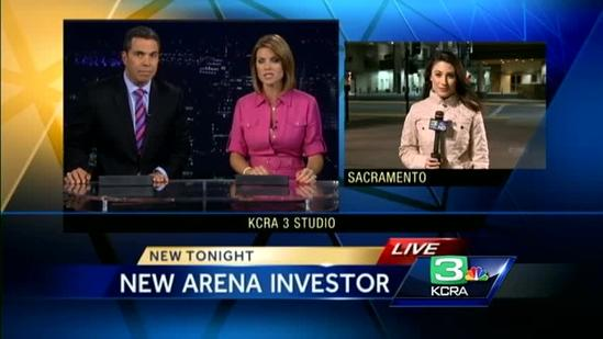 Fourth major investor emerges in city's quest to keep Kings
