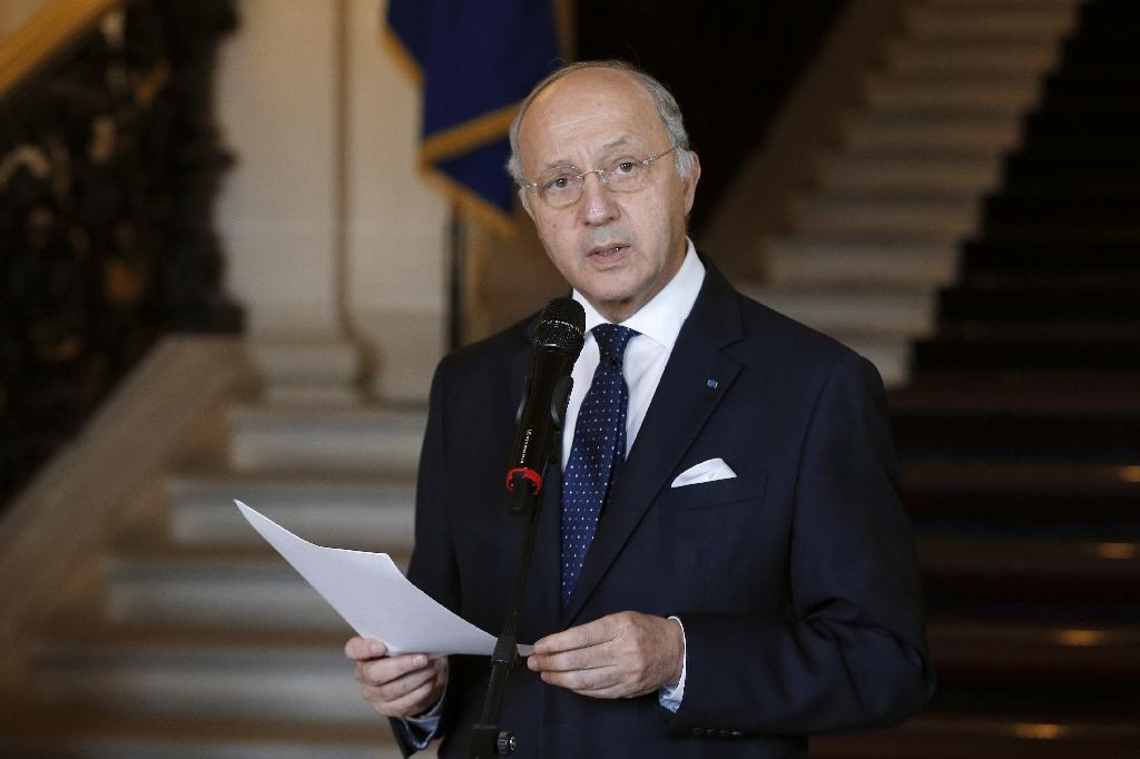 France says more work needed for Iran nuclear deal
