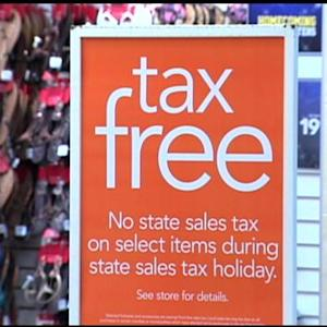 Keller @ Large: Is Sales-Tax Holiday Good For Mass. Economy