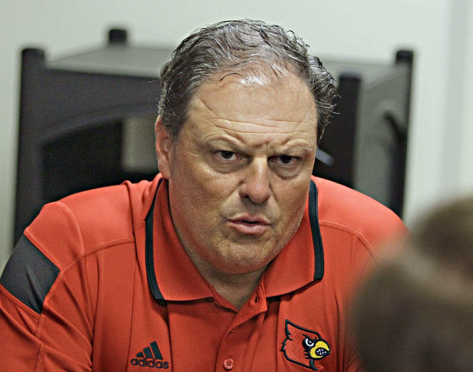 Louisville DC Todd Grantham tweets out list of Georgia recruiting prospects