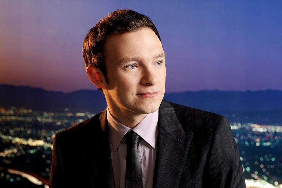 Nate Corddry stars as Tom Jeter in Studio 60 on the Sunset Strip on NBC.