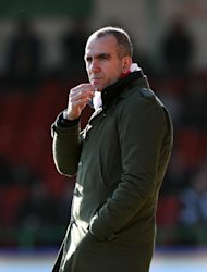 Paolo di Canio's Swindon will take on Bayern Munich II during pre-season