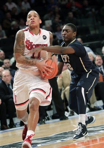 Pittsburgh beats St. John's 73-59