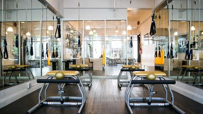 ChaiseFitness Adds Cycling in Its New, Luxe Financial District Studio