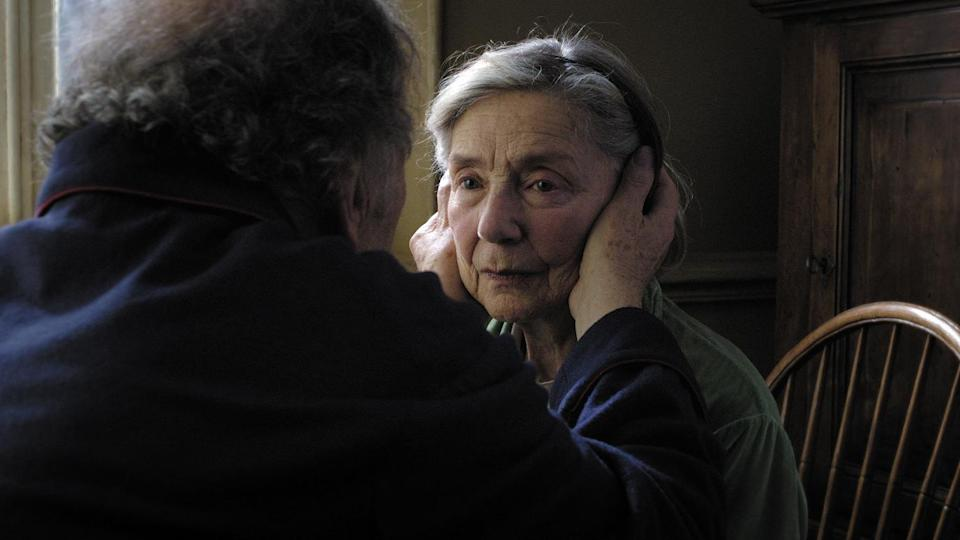 'Amour' Theatrical Trailer