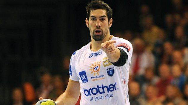 HANDBALL 2012 Montpellier - Karabatic