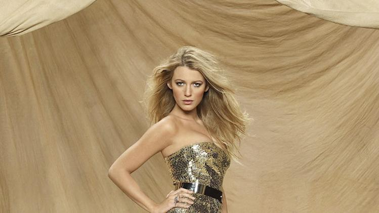 "Blake Lively stars as Serena in ""Gossip Girl."""