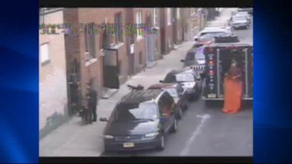Exclusive video raises questions about officer's death