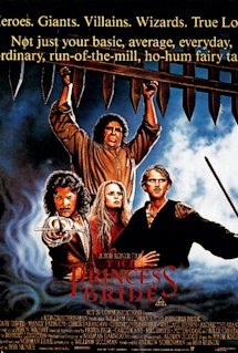 Poster of The Princess Bride