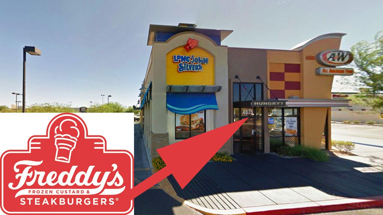 Third Freddy's Frozen Custard & Steakburgers Close to Debut