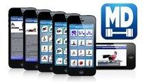 LifeApps Digital Media Inc. Launches the New and Improved MDWorkout App