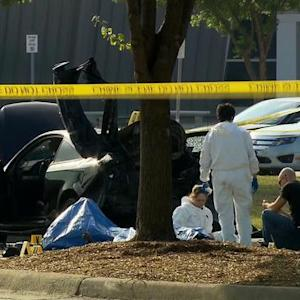 Islamic extremists open fire outside Muhammad cartoon contest