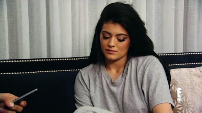 Kylie Jenner Finally Admits To Lip Fillers