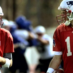 New England Patriots quarterback Tom Brady-Denver Broncos quarterback Peyton Manning: In the Beginning