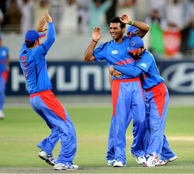 Stars of the 2012 Twenty20 World Cup Qualifier