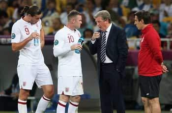 I won't cause Rooney rift with Moyes, says Hodgson