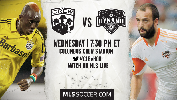 Columbus Crew vs. Houston Dynamo | MLS Match Preview
