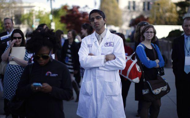 Obama Will Nominate Vivek Hallegere Murthy for Surgeon General