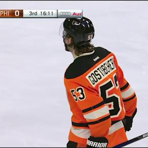 Gostisbehere sets rookie mark