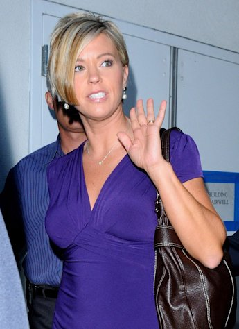 "Kate Gosselin leads a ""glamorous"" life as a coupon blogger."