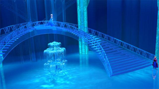 'Frozen' Blu-ray Clip: Original Theme and Artwork