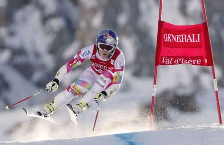 Vonn will have to wait until 2015 for record