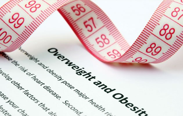 : Losing just 5% of your body weight can give you significant health benefits (Thinkstock photo).
