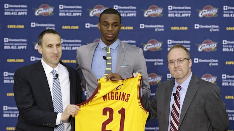 NBA Store is refunding purchases of Cavaliers Andrew Wiggins je…