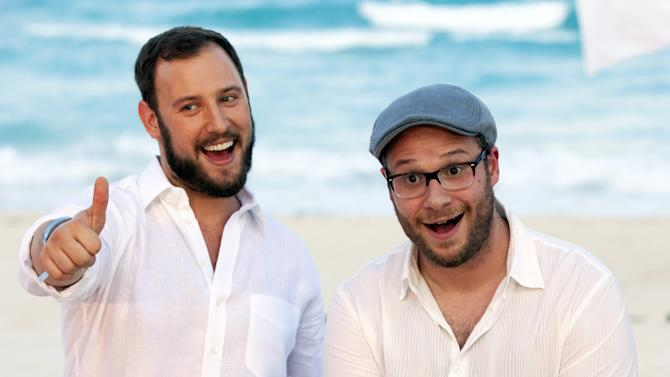 Rogen, Goldberg to make R-rated animated film