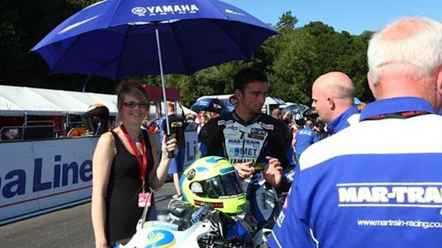 Irwin splits with Mar-Train Yamaha