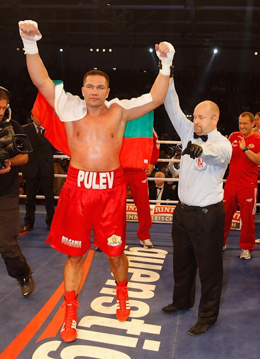 Joey Abell v Kubrat Pulev - IBF International Heavyweight Championship