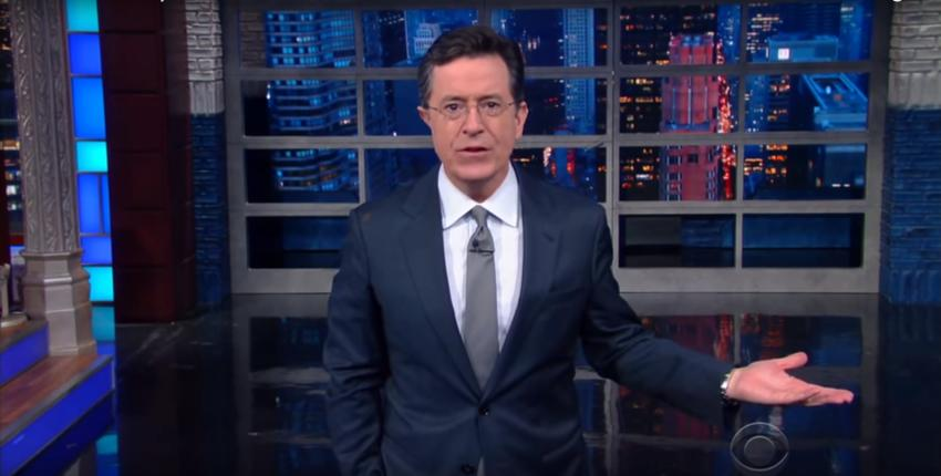 Stephen Colbert Opines on Harry Potter and the Cursed Child