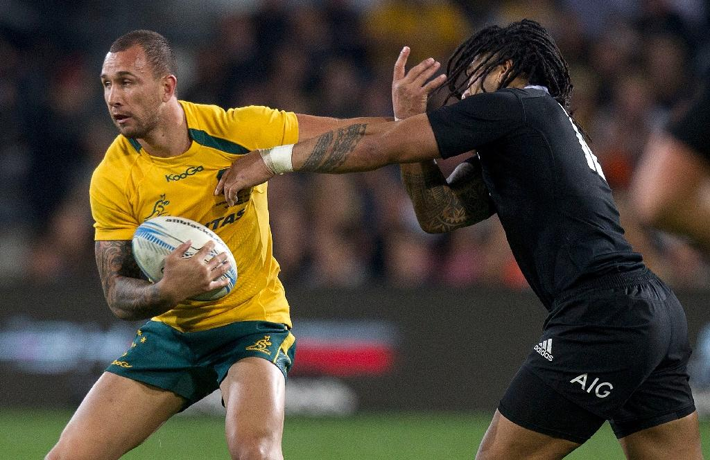 Wallaby Cooper signs for Toulon