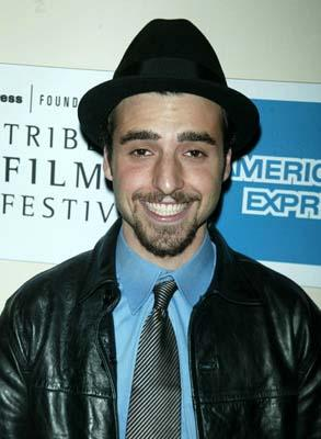 David Krumholtz Tribeca Film Festival, 5/9/2003