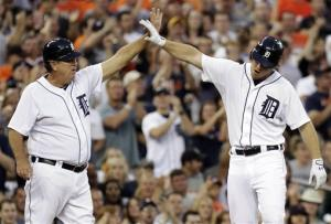 Scherzer terrific again, Tigers beat Chicago 5-1
