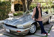 Tom Petty Auctioning Off 'Favorite' Convertible on eBay