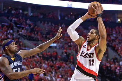 LaMarcus Aldridge says it's been an 'amazing 9 years' with the Blazers