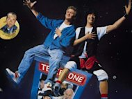 """Bill & Ted"" go to the future in 3"