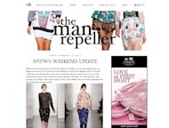Man Repeller has been named blogger of the year