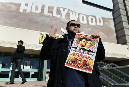 'The Interview' makes first million in roller-coaster release