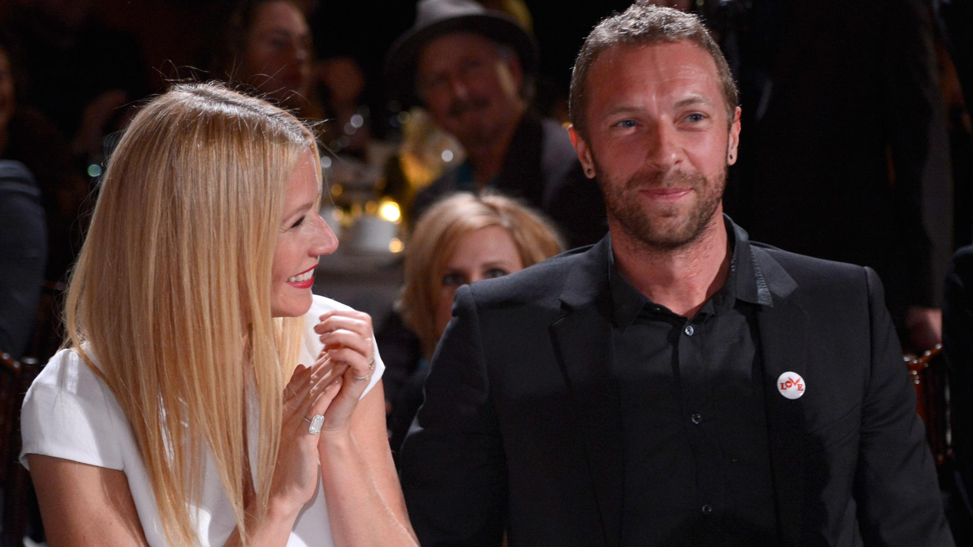 Coldplay Debuts 'Everglow,' Featuring Gwyneth Paltrow