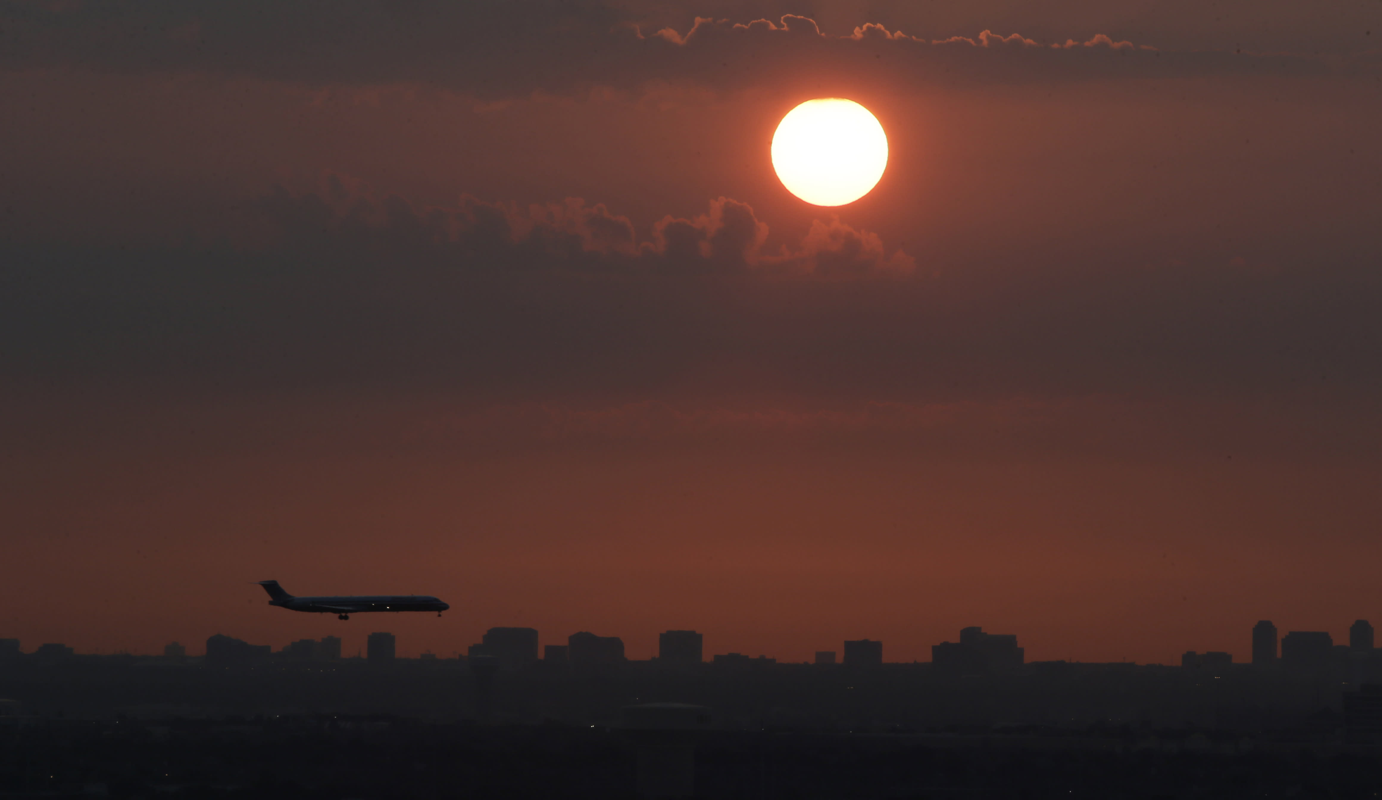 Labor Day flying: behind the scenes at a very busy airport