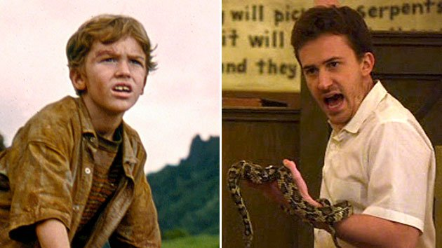 "Joe Mazzello in ""Jurassic Park"" and ""Justified"""