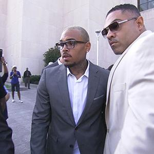 Chris Brown Pleads Guilty to Assault in DC