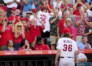 Angels beat Red Sox 3-0 for 10th win in 12 games