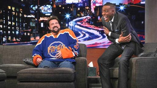 Kevin Smith Shares His 'Jersey Heritage' With His Daughter