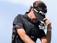 Bubba out of Torrey Pines event