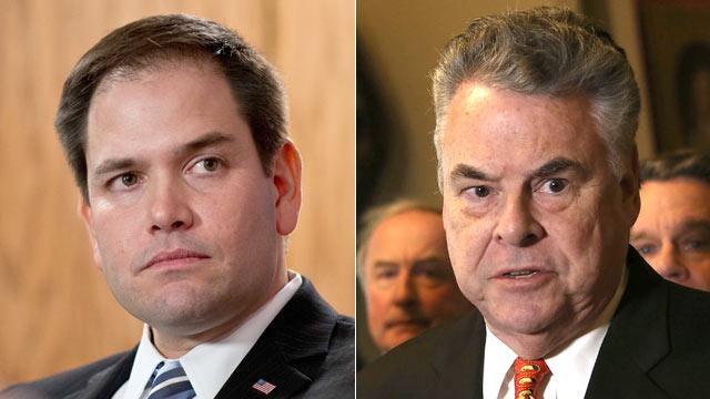 Rep. King Says Marco Rubio Not Welcome to Raise Money in New York